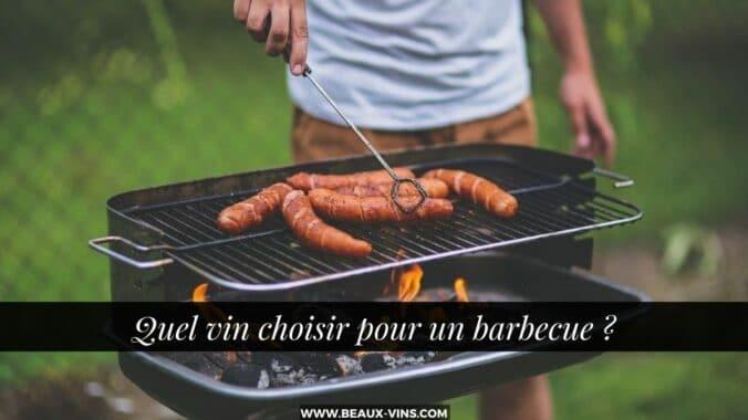 Quel vin choisir pour un barbecue