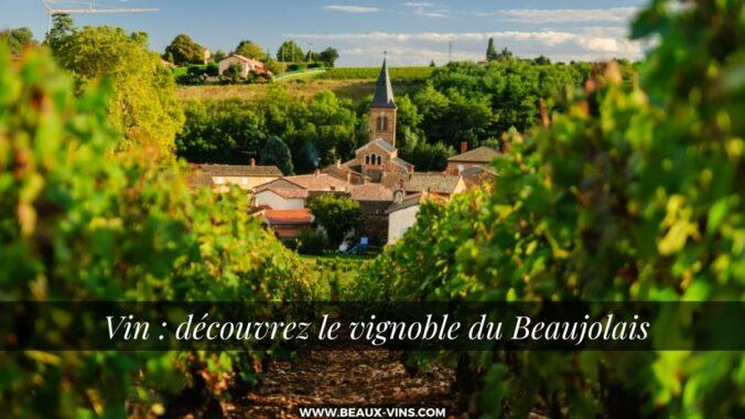 Beaux-Vins vignoble vin beaujolais