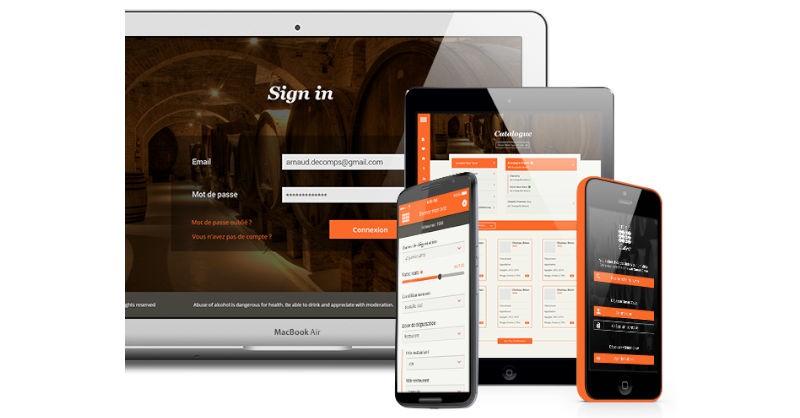 blog vin beaux-vins top apps smartphone smartcave