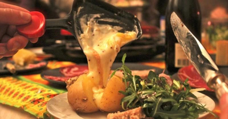 Blog vin Beaux-Vins accord mets vins raclette
