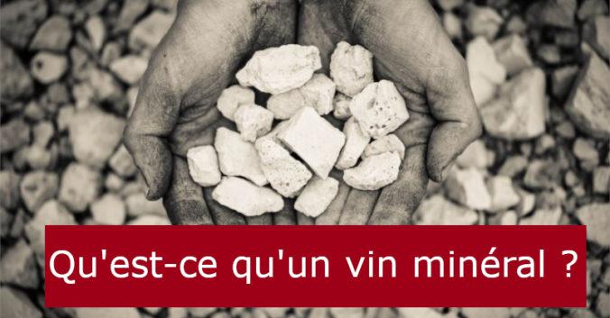 Blog vin Beaux-Vins qu est ce qu un vin minéral minéralité