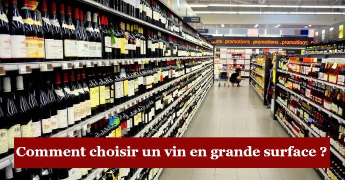 Blog vin Beaux-Vins ordre dégustation vins oenologie supermarche grande surface gms