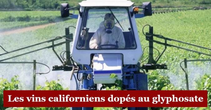 Blog vin Beaux-Vins ordre dégustation vins oenologie vignoble californie glyphosate
