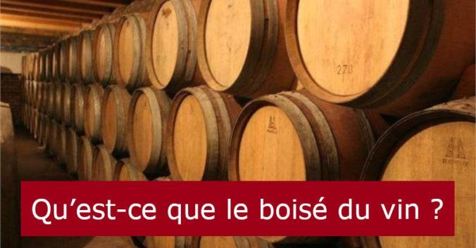 Blog Beaux-Vins dégustation déguster oenologie vin arôme fût boisé
