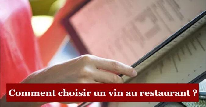 blog vin Beaux-Vins oenologie dégustation choisir vins restaurant menu