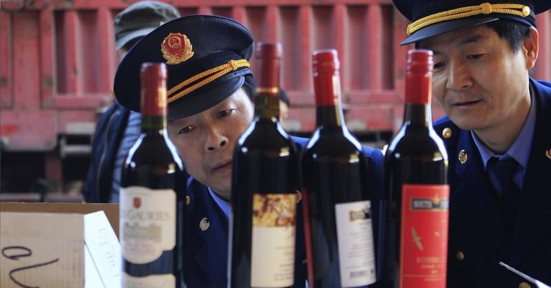 blog vin Beaux-Vins oenologie dégustation chine contrefacons vins bordeaux