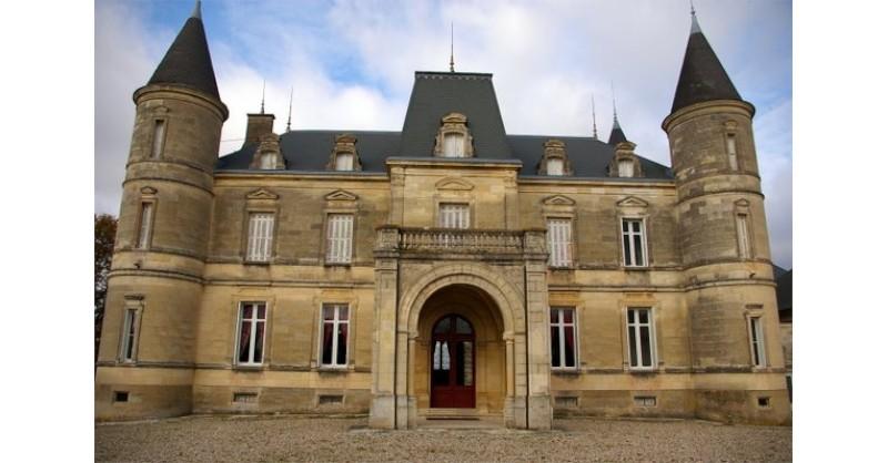 blog vin Beaux-Vins oenologie dégustation vin Jack Ma vignoble Bordeaux Château de Pérenne