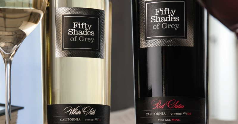 Blog vin beaux-vins oenologie dégustation sexe Fifty Shades of Grey