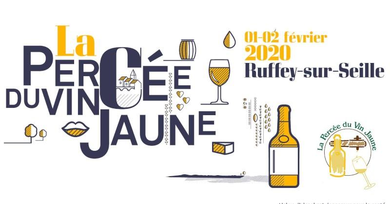 Beaux-Vins Vos évènements vin à ne pas manquer en Février percée du vin jaune jura