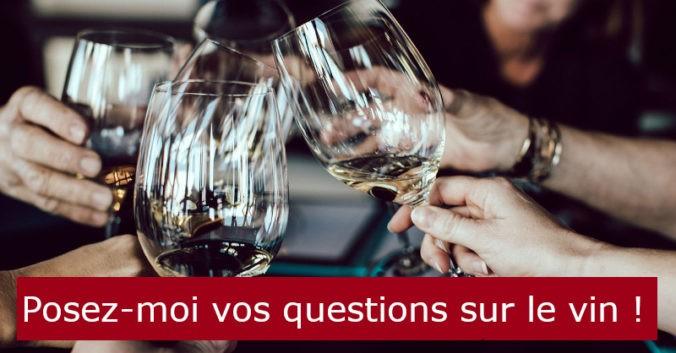 Blog vins Beaux-vins oenologie dégustation Posez-moi vos questions sur le vin