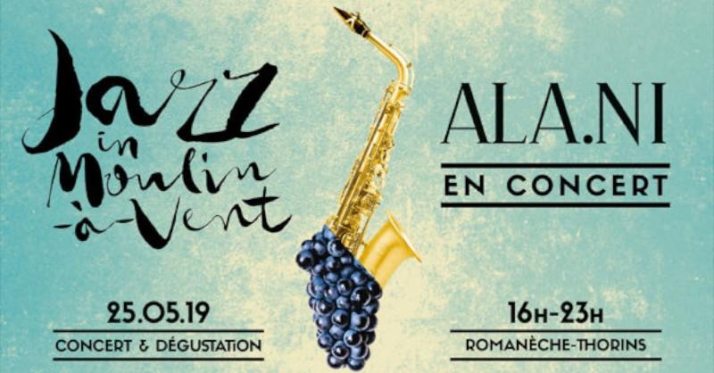 Blog vin Beaux-Vins evenements sorties salon Jazz in Moulin A Vent