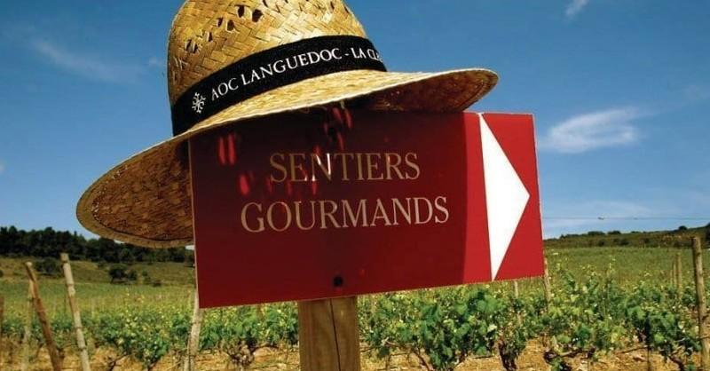 Blog vin Beaux-Vins evenements sorties salon Sentiers Gourmands la clape