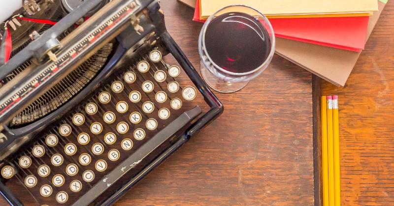 Blog vin beaux-vins oenologie dégustation écrire livre