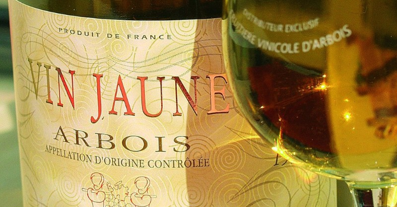 blog vin beaux-vins oenologie dégustation vin jaune