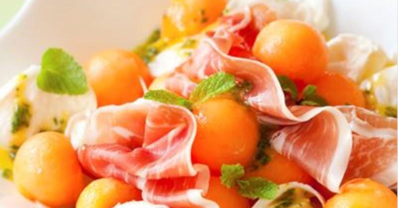 accord mets vin melon jambon cru beaux-vins blog