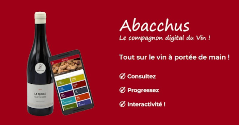blog vin Beaux-Vins application applications 2019 smartphone oenologie abacchus