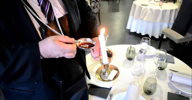 blog vin Beaux-Vins oenologie dégustation tastevin tatevin bougie