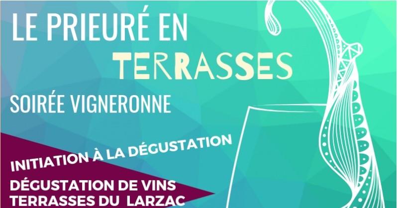 Blog Vin Beaux-VIns oenologie dégustation Prieure en terrasses