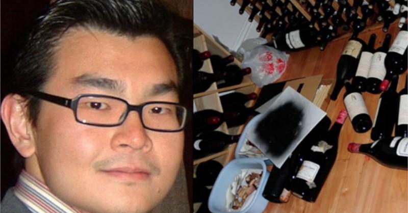 blog Beaux-Vins vin dégustation oenologie rudy kurniawan justice faussaire vin