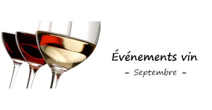 Blog vin Beaux-Vins evenements dégustation oenologie sortie septembre