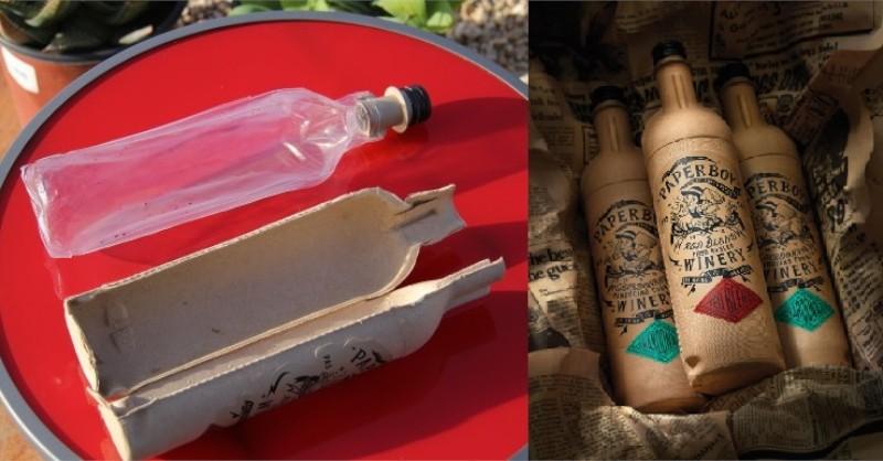 blog vin Beaux-Vins dégustation oenologie Paperboy bouteille écologique