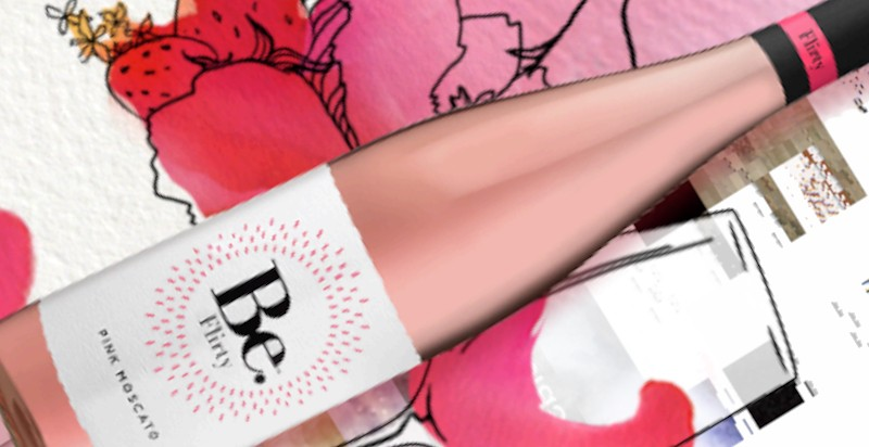 vin marketing rosé