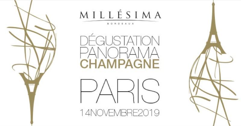Blog Vin Beaux-Vins oenologie dégustation Soirée Dégustation Panorama Champagne Paris