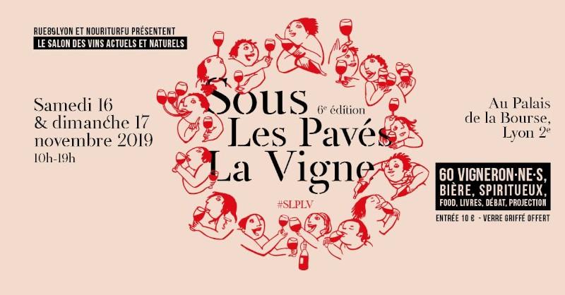 Blog Vin Beaux-Vins oenologie dégustation sous les pavés la vigne lyon