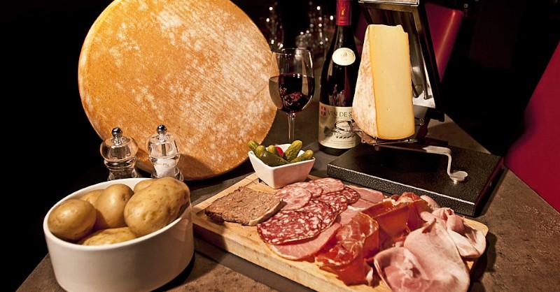 Blog vin rouge Beaux-Vins accord mets vins raclette