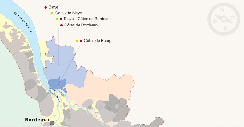 blog vin Beaux-Vins oenologie dégustation vins vignoble Bordeaux blaye bourg