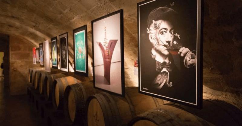 blog vin beaux-vins oenologie dégustation caves du louvre paris musée