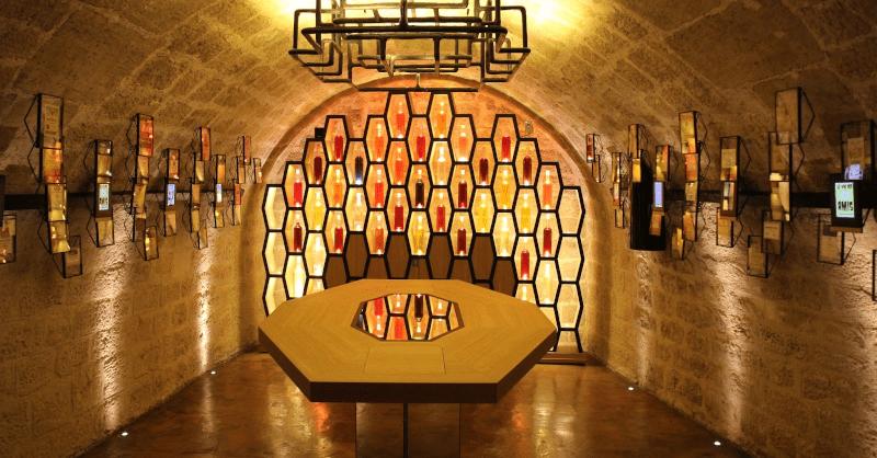 blog vin beaux-vins oenologie dégustation musée paris caves du louvre