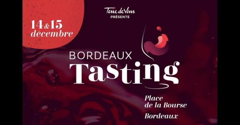 blog vin Beaux-Vins événement sortie salon œnologie dégustation décembre bordeaux tasting