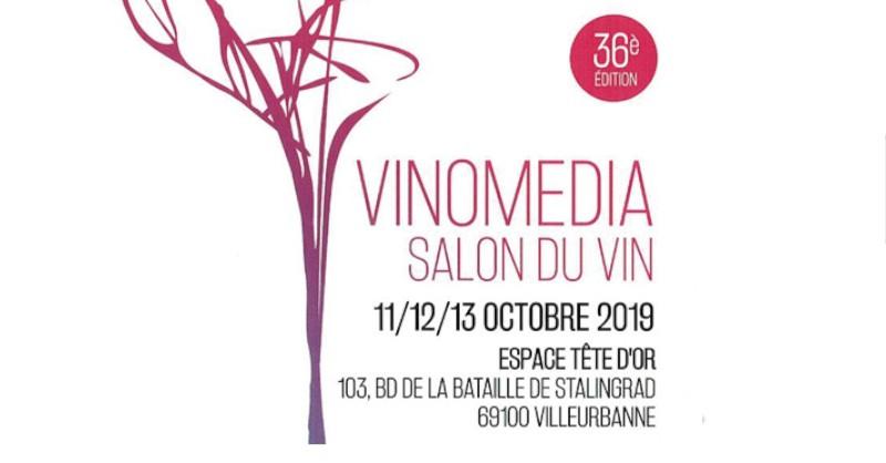 blog vin Beaux-Vins événement sortie salon œnologie dégustation décembre lyon vinomedia