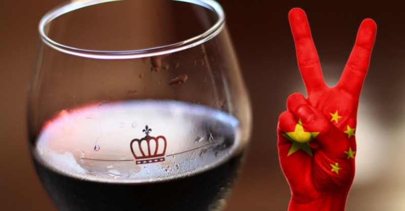 Blog vin Beaux-Vins oenologie dégustation chine