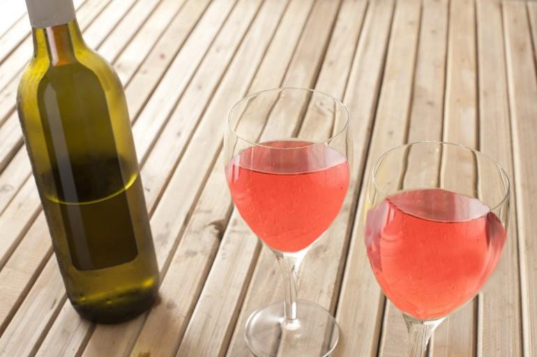 innovation bouteille blanc rouge faire rosé