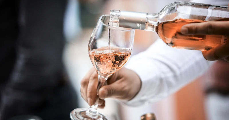 blog beaux-vins vin rose disparait