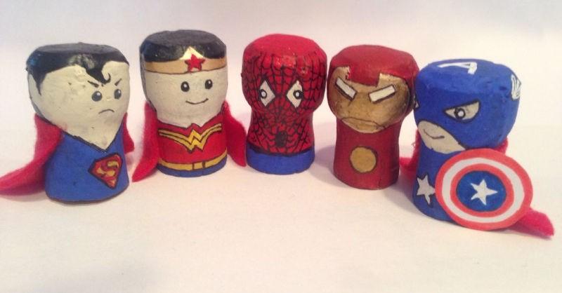 blog vin super-heros