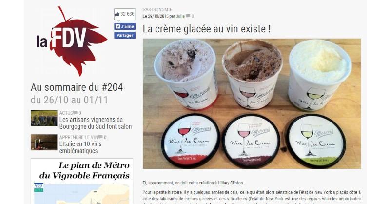 blog sur le vin Beaux-Vins LAFDV creme glacee vins