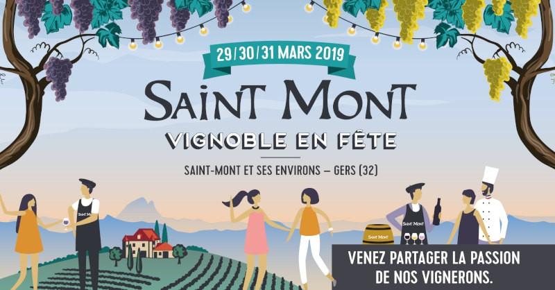 Blog Vin Beaux-Vins oenologie degustation Saint Mont Vignoble en Fete