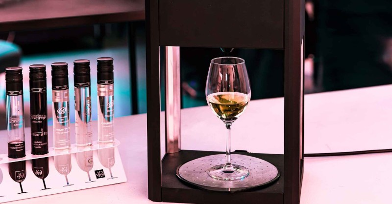 Blog vin beaux-vins innovation technologie d-vine