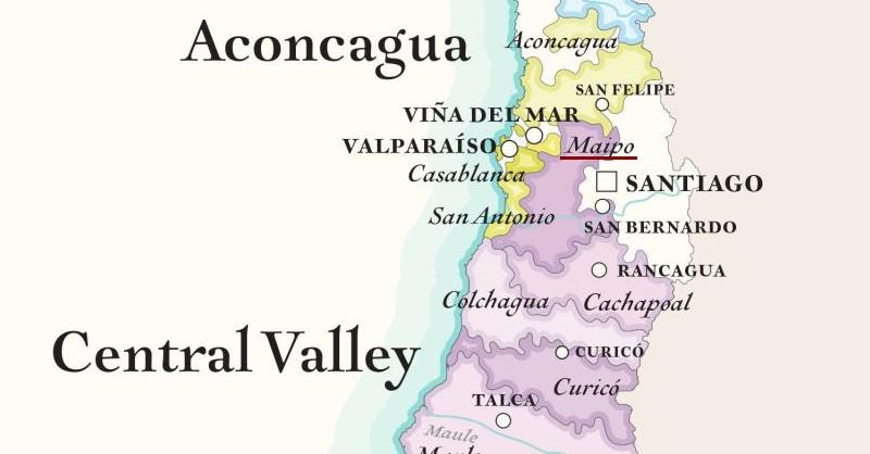blog beaux-vins vin vignoble chili chilien