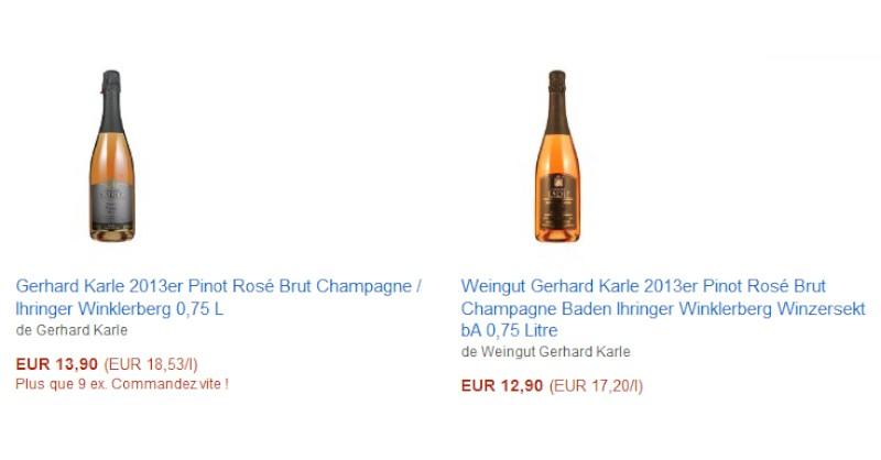 blog vin beaux-vins amazon vin Champagne Allemagne
