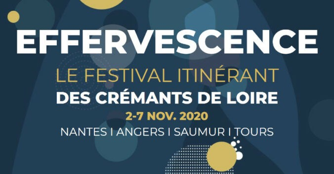 Evenement Effervescence Le Festival itinerant des Cremants de Loire