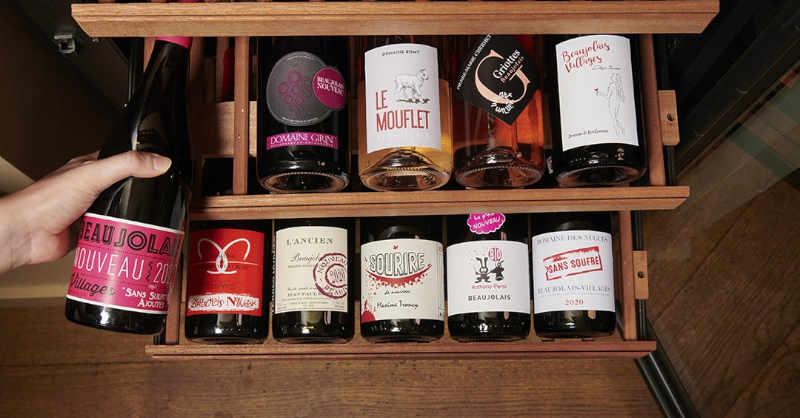 blog vin beaux-vins beaujolais nouveaux 2020 cavistes