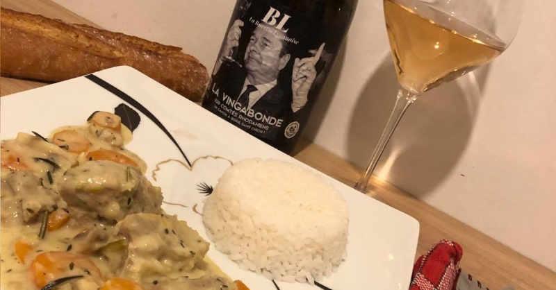 blog beaux-vins quel vin avec blanquette veau Gamay blanc