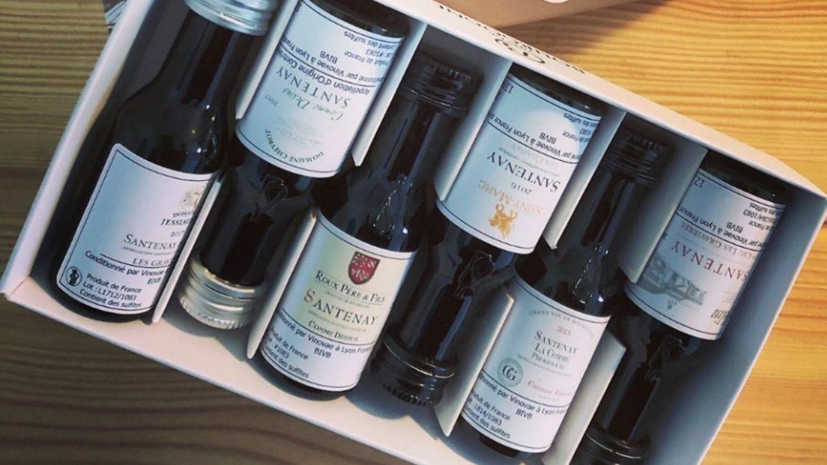 Dosette vin vinovae