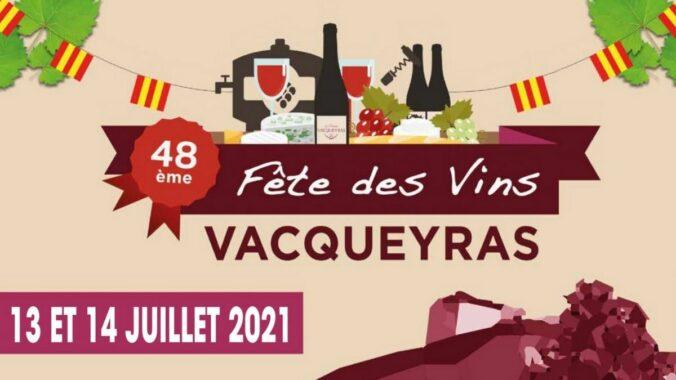 Fete des vins de vacqueyras