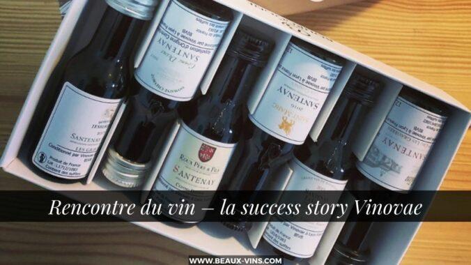 Success story vinovae startup vin