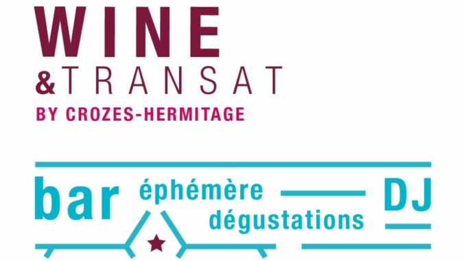 wine et transat crozes hermitage lyon